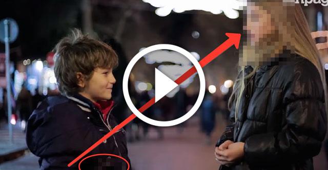 Детское насилие - социальный ролик