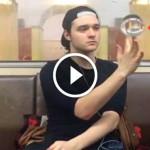 Мастер стеклянных шаров
