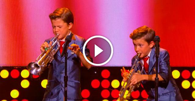 Близнецы с трубами