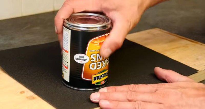 Как открыть консервную банку без ножа — гениальная хитрость