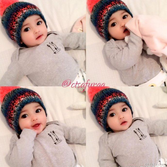 Родители опубликовали снимок малышки, спустя пару дней она стала звездой!