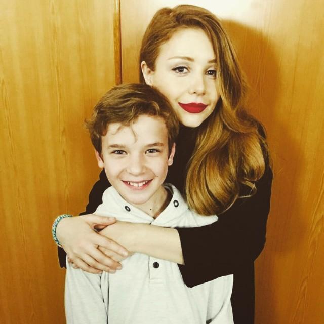 Тина Кароль показала подросшего сына и его увлечения. Талантливый малыш!