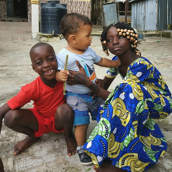 20+фактов ожизни вАфрике отрусской девушки, для которой любовь кмужу важнее электричества вдоме