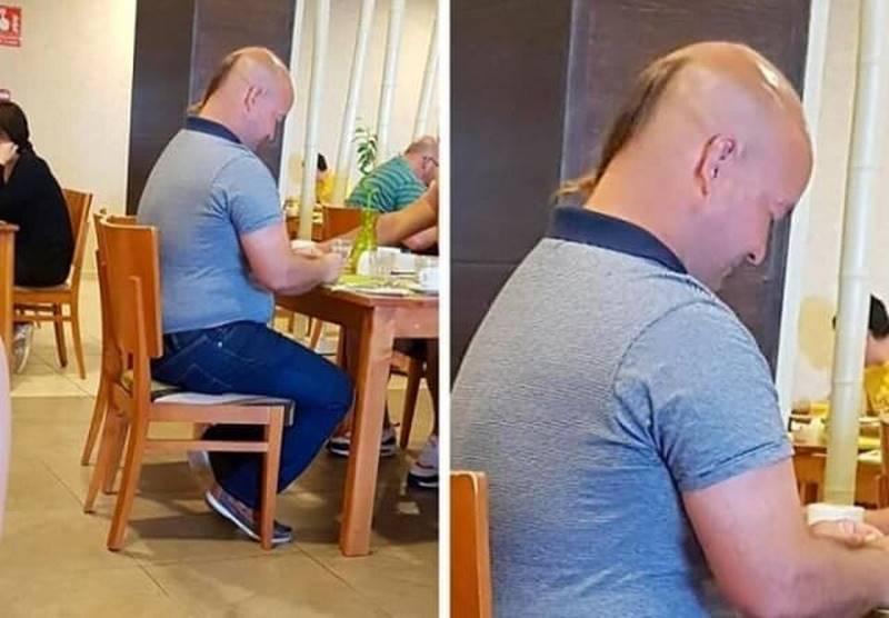 18 фото человек с такими странными прическами, что в голове не укладывается!