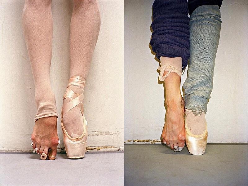 середняках ноги балерин без пуант картинки доказали, что