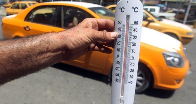 Жара в Кувейте бьёт рекорды: +63 градуса по Цельсию