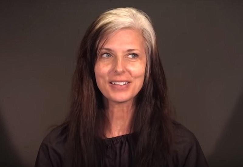 Женщина пришла к стилисту, чтобы избавиться от «волос ведьмы». Когда всё было готово, муж её не узнал