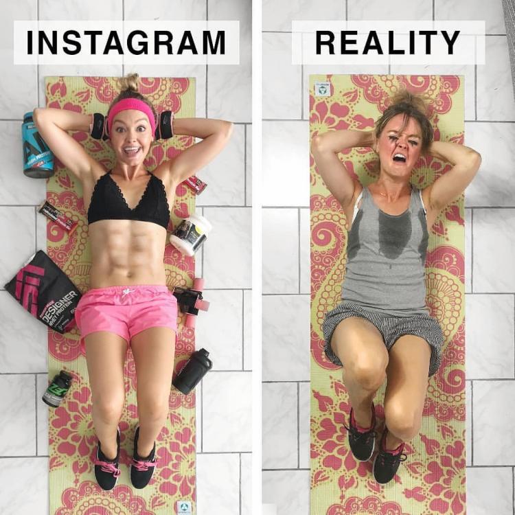 Сплошной обман: обратная сторона фотографий в соцсетях