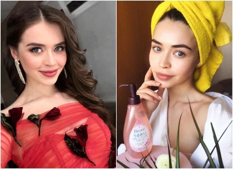 Участницы конкурсов красоты без макияжа. Как они выглядят в обычной жизни