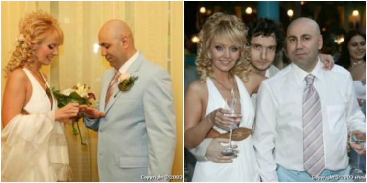 Подборка снимков со свадеб известных людей