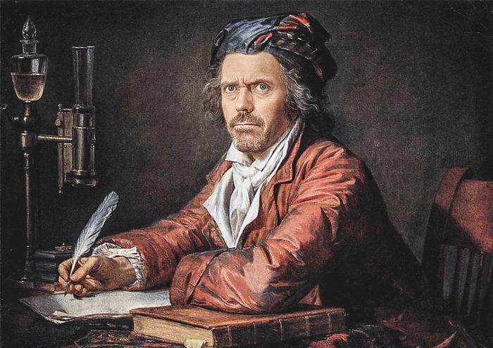 Знаменитостей добавили в классические картины (Энтони Хопкинс — великолепен)