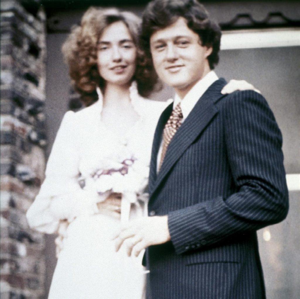 Вот так выглядели свадьбы известных политиков