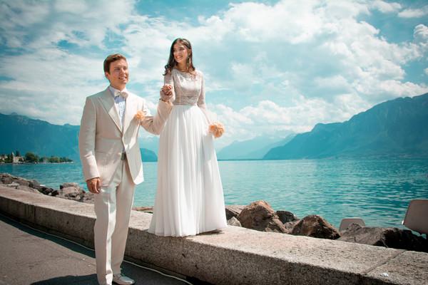 Давно женат и старший сын Валерии — Арсений