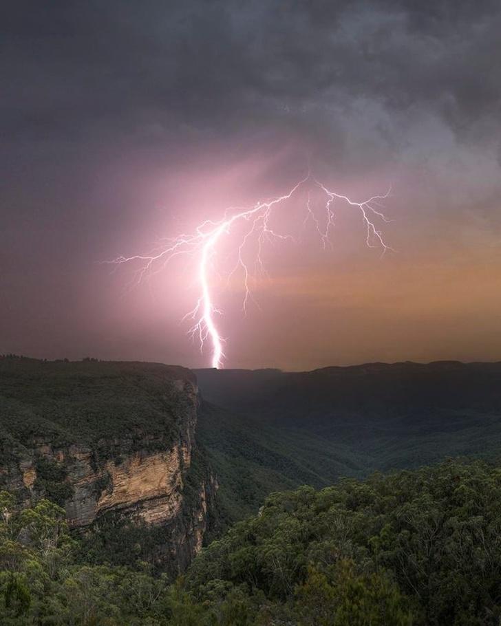 17 фотографий, о красоте которых позаботилась сама природа