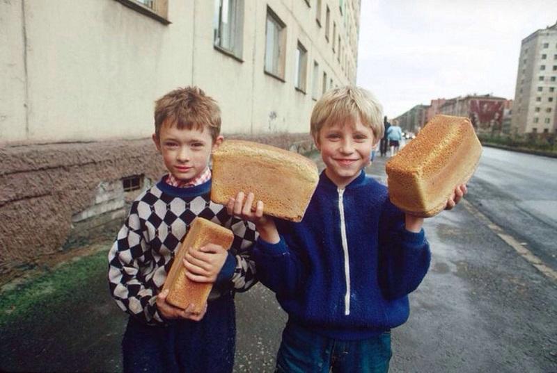 Любимые лакомства нашего детства