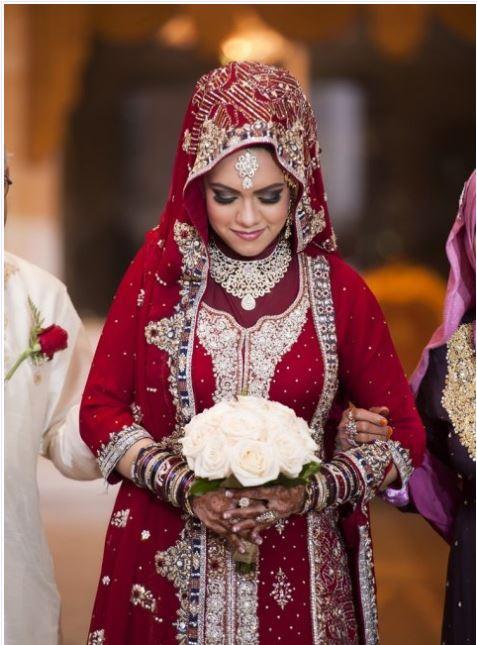 Удивительные наряды восточных невест, которые восхищают весь мир