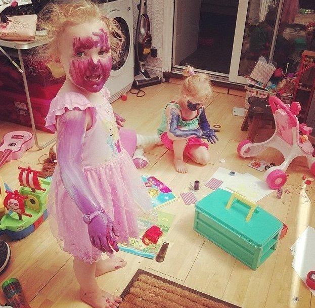 Дети нас вдохновляют, удивляют и веселят. Смешная подборка снимков от родителей