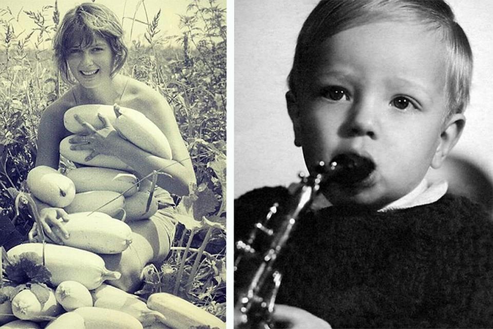Эти фото артисты выложили сами: Мария Порошина и Владимир Пресняков