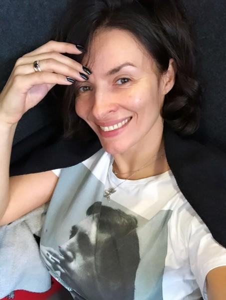 Надежда Мейхер-Грановская восхитила фанатов снимком без макияжа