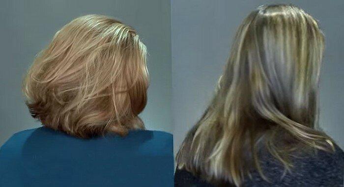 Женщина обратилась к стилисту за новым образом, но даже подумать не могла, как она изменится!