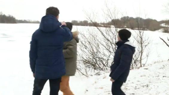 Девятиклассник спас двух братьев провалившихся под лед