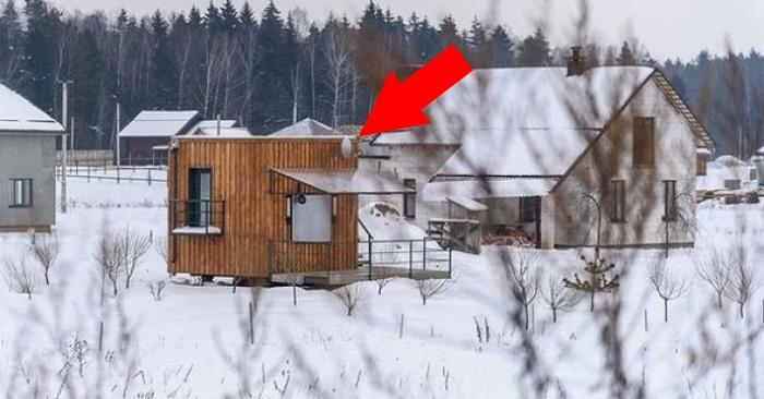 Спичечный коробок в котором можно жить: мужчина построил дом 4х4, чтобы не скитаться по съемным. Фото интерьера