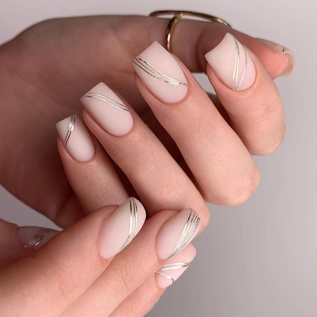 10 вариантов стильного весеннего маникюра, на самые разные формы и длину ногтей