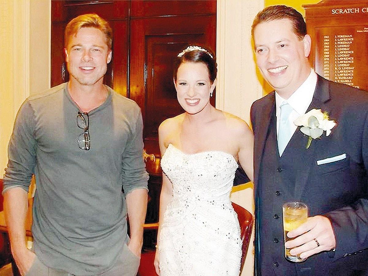 Вот уж повезло: 7 случаев когда знаменитости неожиданно попадали на чужую свадьбу чем и сделали ее незабываемой