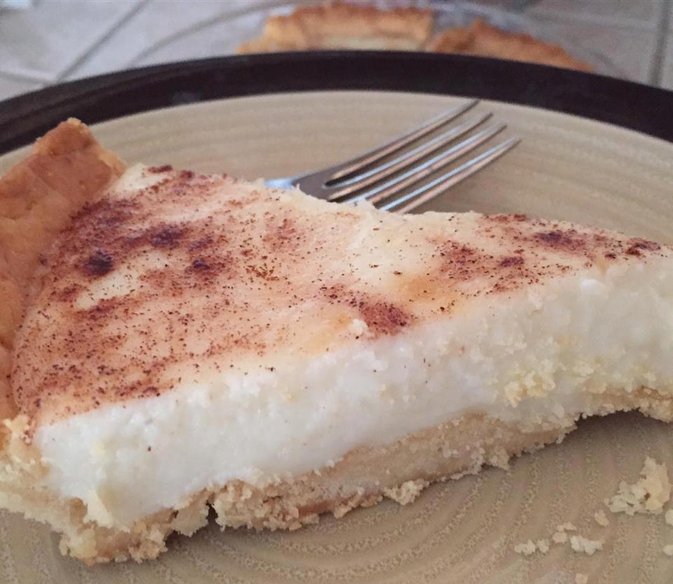 Сахарный пирог по старинному бабушкиному рецепту. Очень вкусно, необычно и доступно