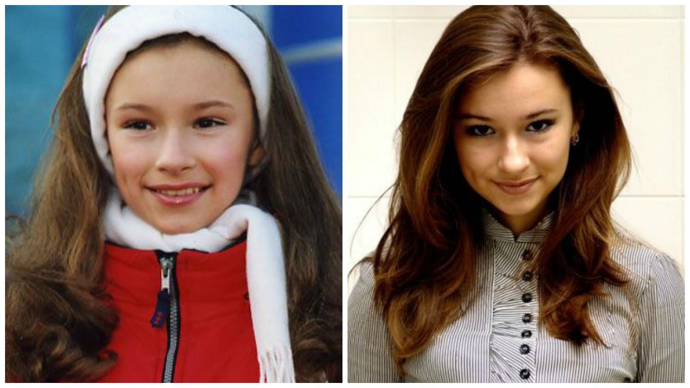 Помните этих девчонок из «Ералаша»? Они выросли настоящими красавицами