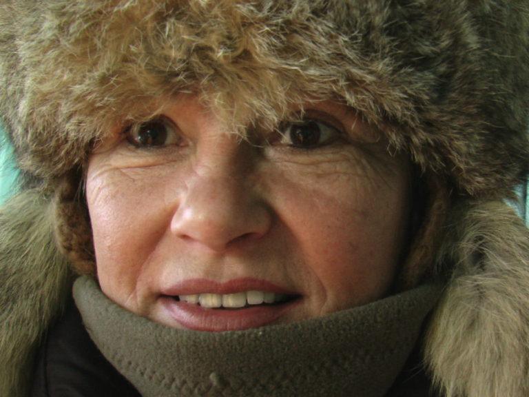 Из комфортного дома немка перебралась жить в Сибирскую тайгу к любимому