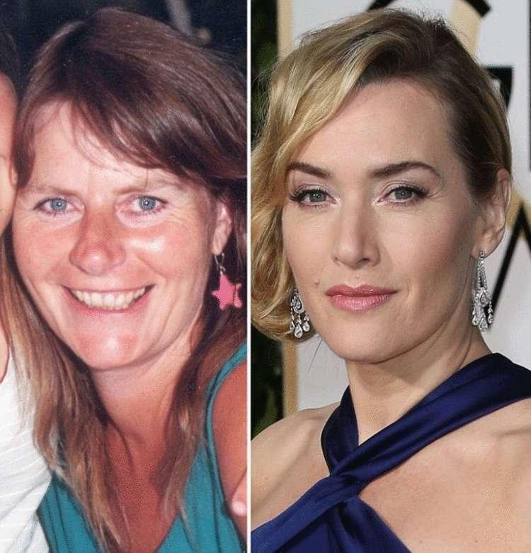 15 снимков звездных мам и их дочек в одном и том же возрасте