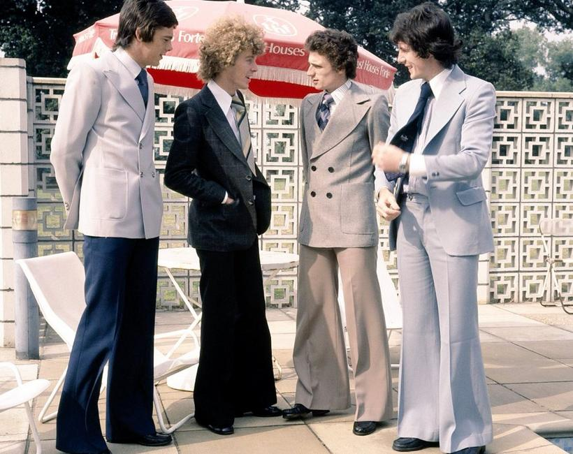 Мода 70-80-х годов: во что одевалась молодежь того времени?