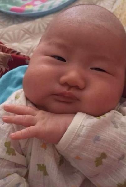 Эта малышка уже выросла и превратилась в настоящую красавицу!
