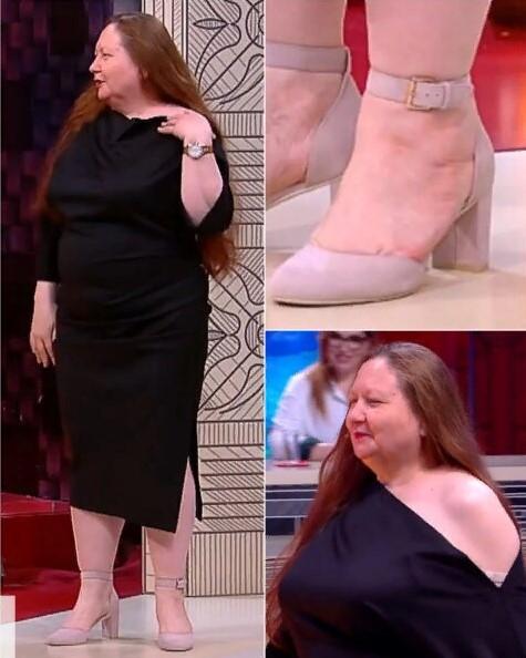 52-летняя женщина попросила «Модный приговор» омолодить ее. Удастся ли им это?