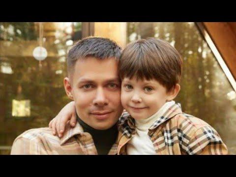 Стас Пьеха рассказал, как маленький сын спас его в самый трудный период жизни