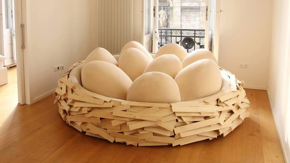 Подборка самой необычной мебели в мире. Хотели бы что-нибудь себе?