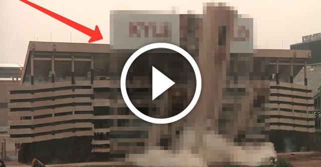 США взорвали здание и не скрывают это видео