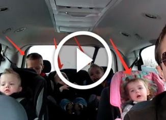 Отец 5 детей снял клип