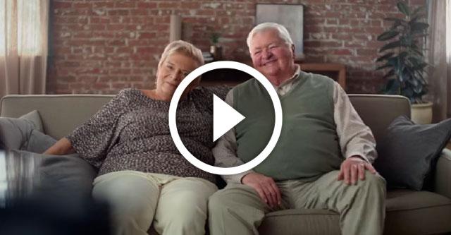 Пара в браке 56 лет и говорит что такое любовь