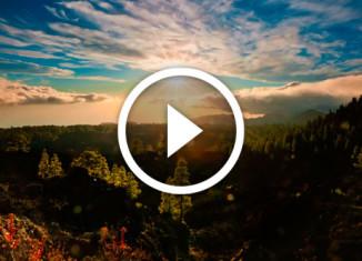 Красота Земли на видео