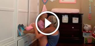 Занятие для молодых мам