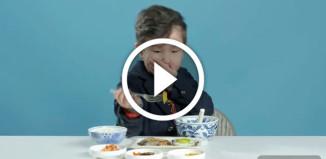 Реакция детей на завтраки