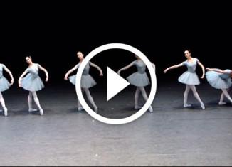 очень смешной балет