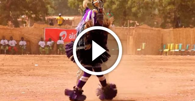 Крутой танец шамана