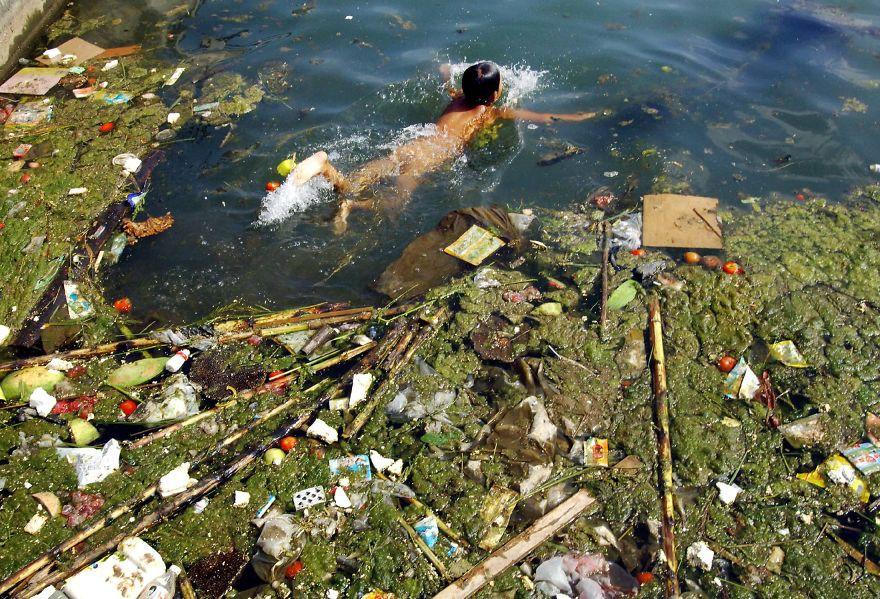 30 шокирующих фотографий загрязнения окружающей среды
