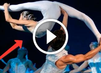 балет с элементами акробатики