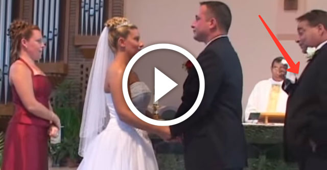 веселое венчание