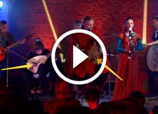 Californication на белорусских народных инструментах