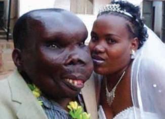 самый уродливый человек Уганды